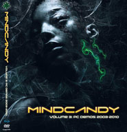 DVD-cover MindCandy Volume 3: PC Demos 2003-2010